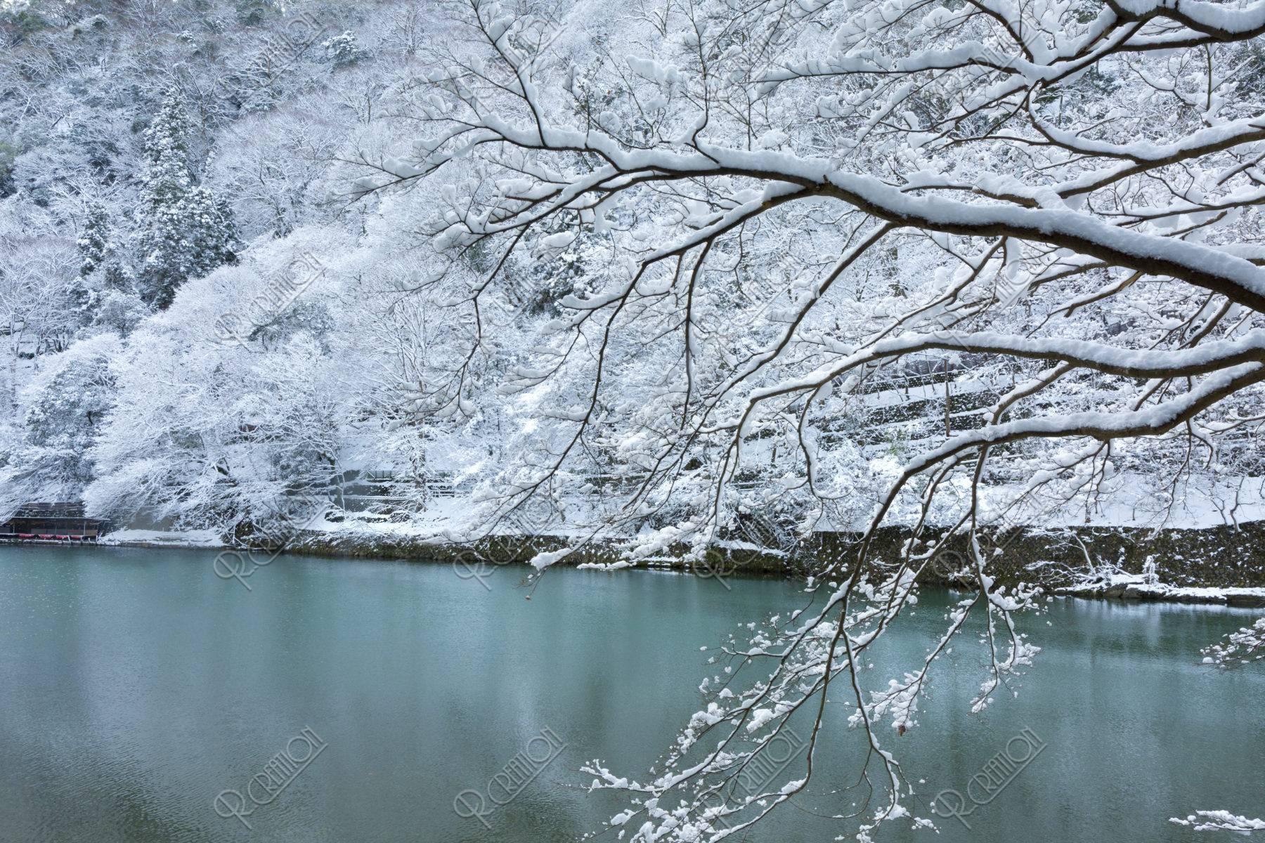 嵐山 桂川