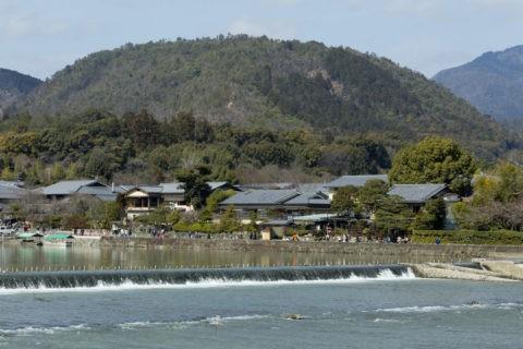 嵐山 小倉山