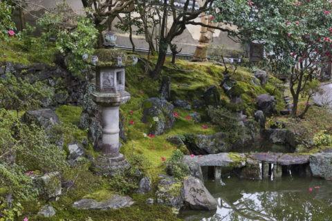 霊鑑寺 庭園