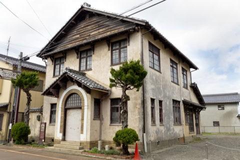 旧今津郵便局