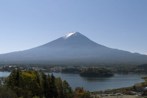 富士山 大石公園