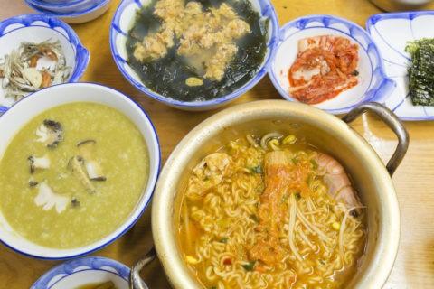 韓国 海鮮料理