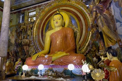 ガンガラメヤ寺院