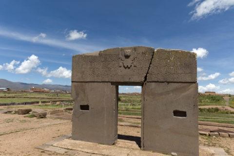 ティワナク遺跡 太陽の門