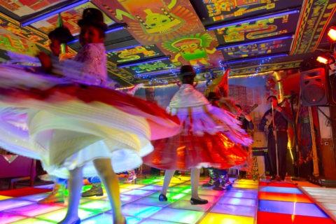 フォルクローレとダンス
