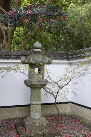 西迎寺 灯篭