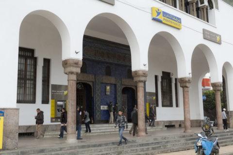 カサブランカ中央郵便局