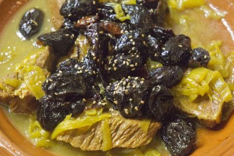 タジン料理 牛肉