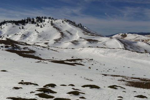 ザード峠 ミディアトラス山脈