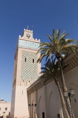 アルマンスールモスク