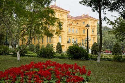 ベトナム大統領府