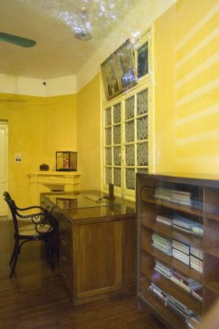 ホーチミンの執務室