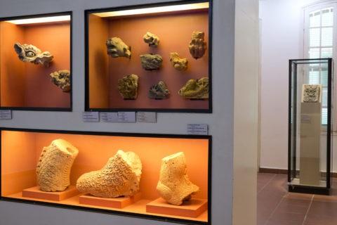 タンロン遺跡 博物館