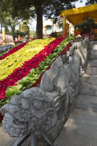 タンロン遺跡 竜の階段