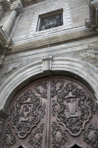 サン・アグスチン教会 扉