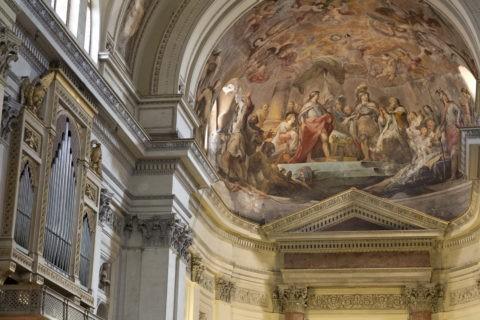 パレルモ大聖堂 内部
