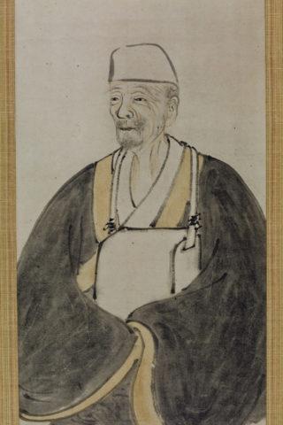 松尾芭蕉 肖像画