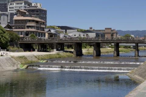 三条大橋 鴨川