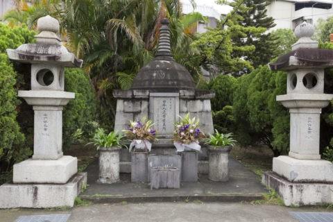 宝覚寺 日本人遺骨安置所