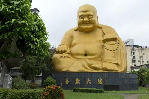 宝覚寺 弥勒仏