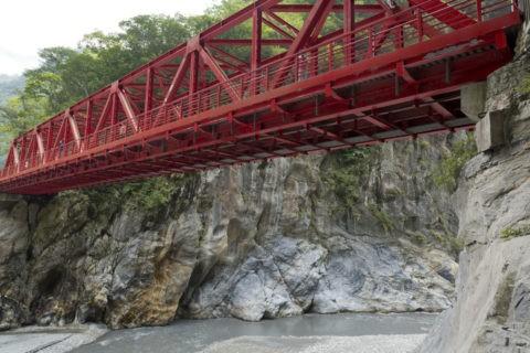 太魯閣 長春橋