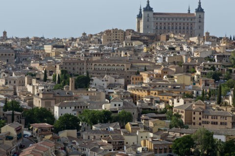 トレド旧市街