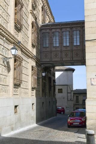 トレド旧市街 渡り廊下