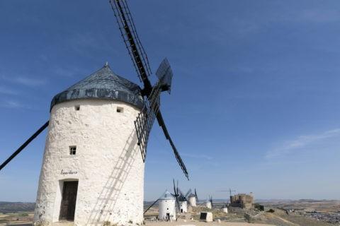 ラマンチャの風車