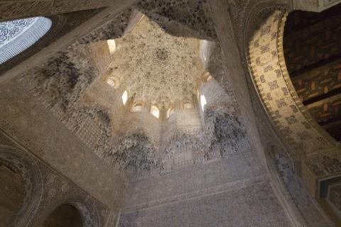 アルハンブラ宮殿 アベンセラヘスの間