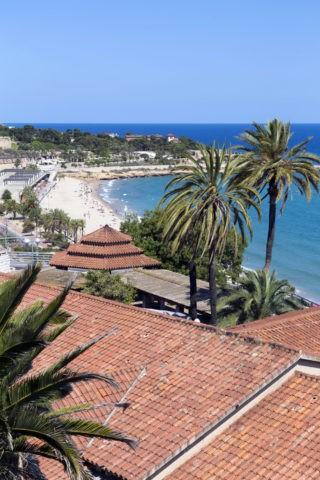 地中海のバルコニー