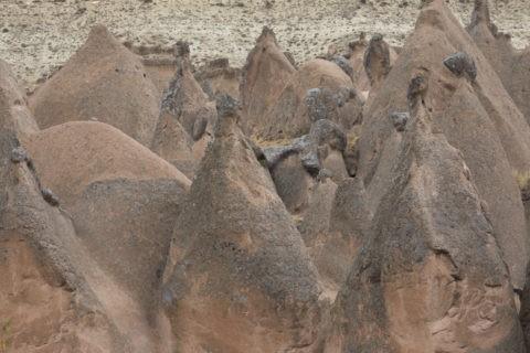 カッパドキア 奇岩
