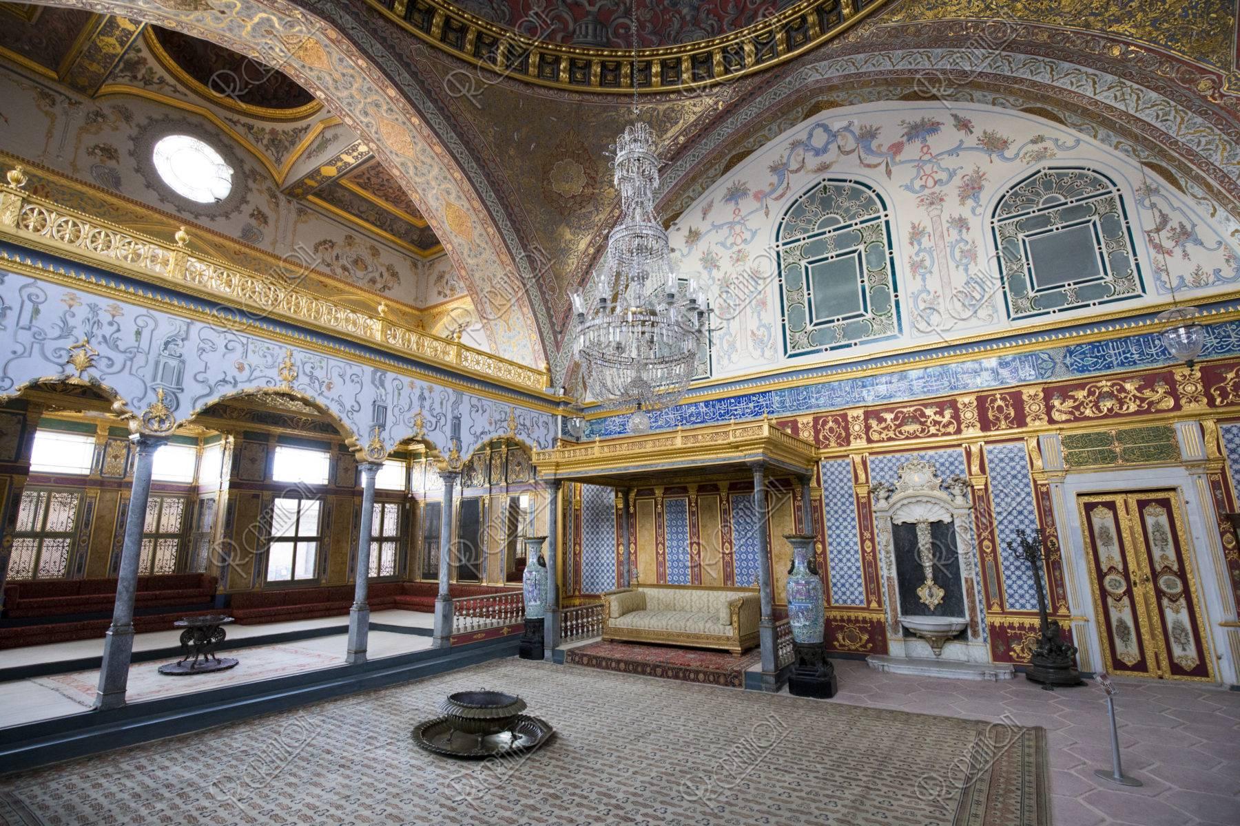 トプカプ宮殿 ハレム