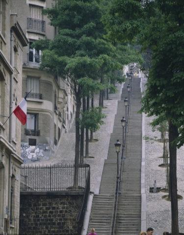 モンマルトル フランス