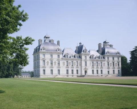 シュベルニィ城 フランス