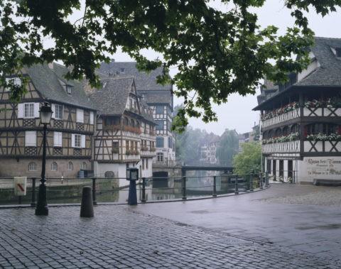 ストラスブルグ フランス