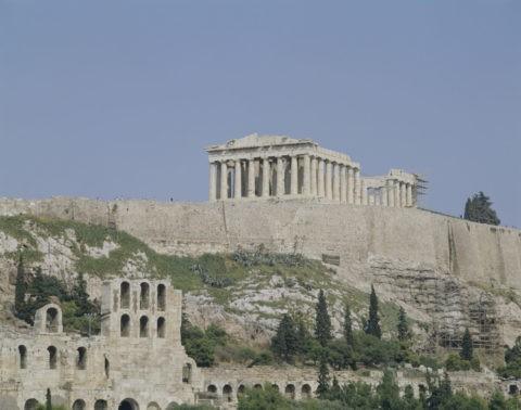 パルテノン神殿 ギリシャ