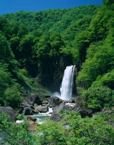 妙高 苗名滝