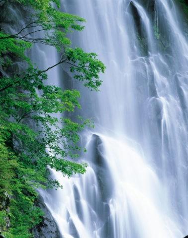 立又渓谷 一の滝