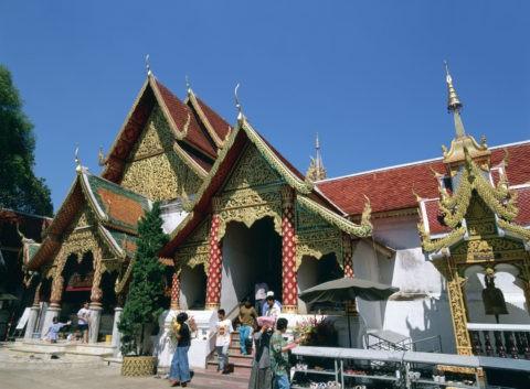 ドイ・ステープ寺院