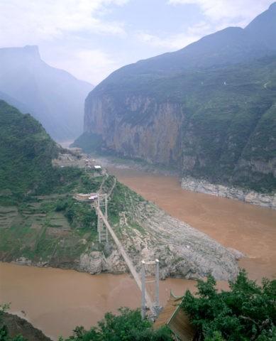 三峡 瞿塘峡