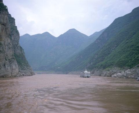 三峡 巫峡