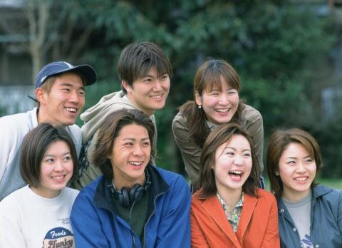7人の若者