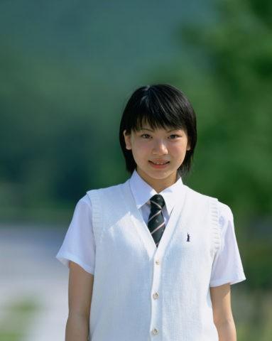 女子高校生制服