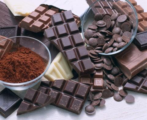 調理用チョコレート