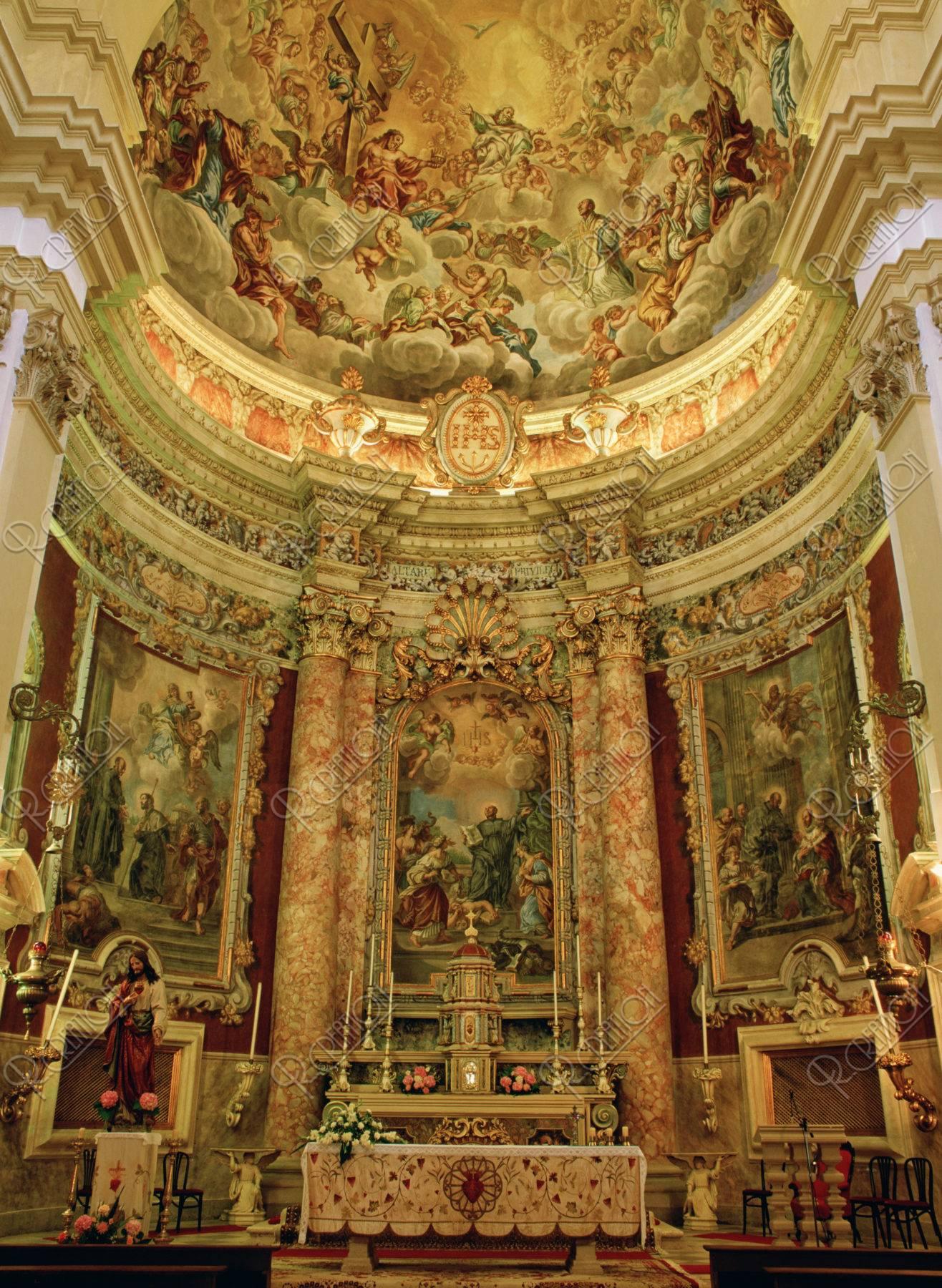 聖イグナチオ修道院 世界遺産.