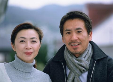40代の夫婦