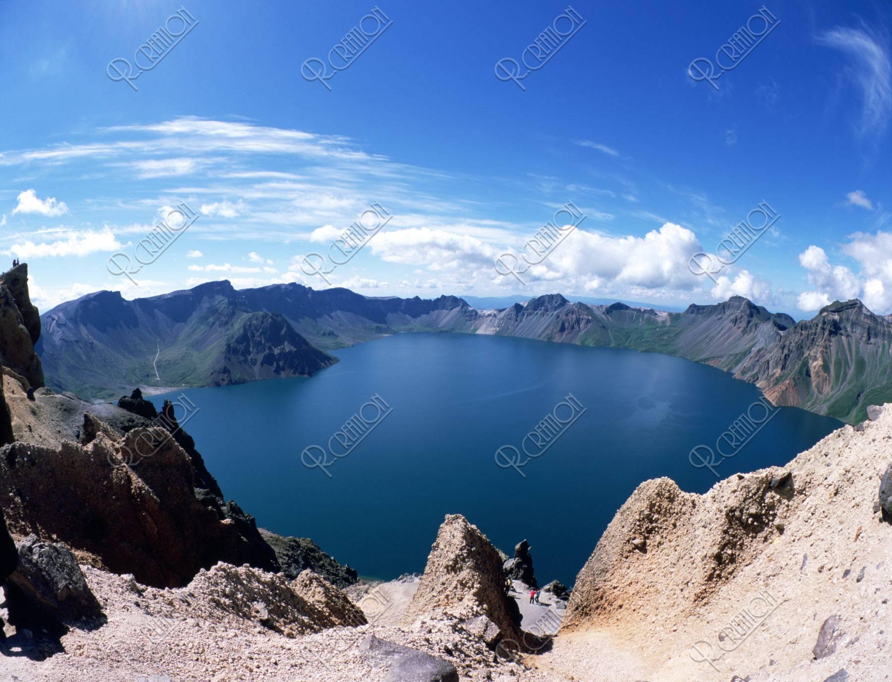 長白山(白頭山) 天池
