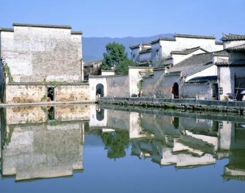 宏村 世界遺産