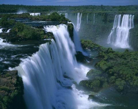 イグアスの滝 世界遺産