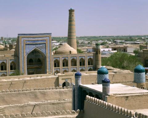 ムハンマド・アミン・ハーン・メドレセ 世界遺産